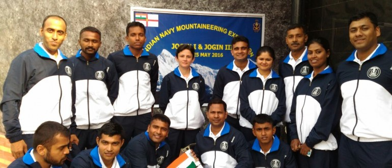 Indian Navy IMF Expedition